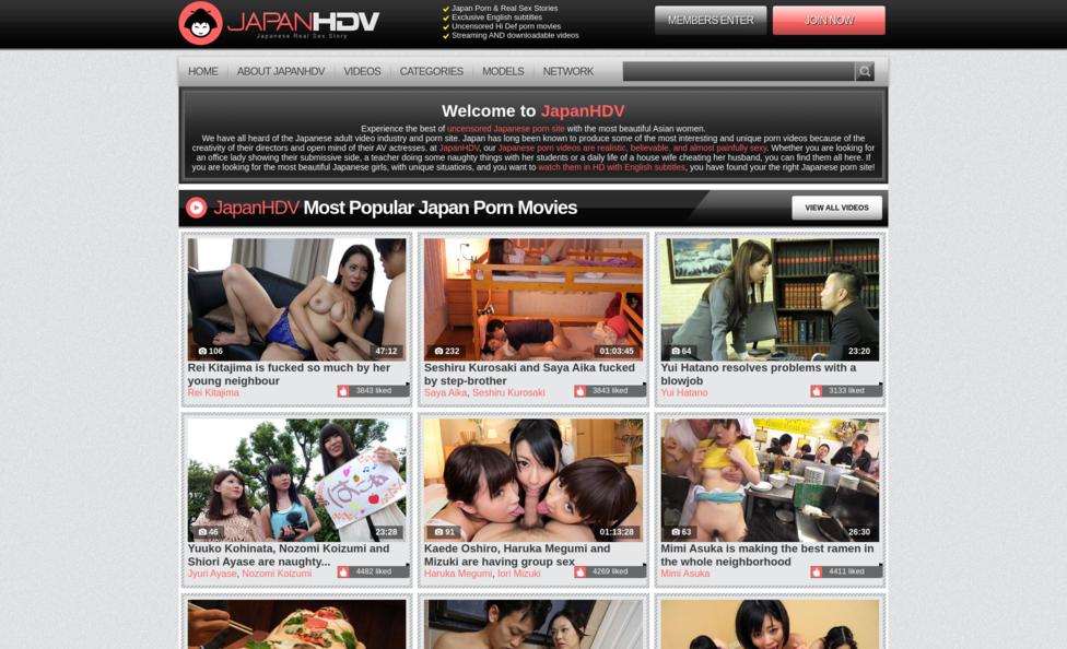JapanHDV